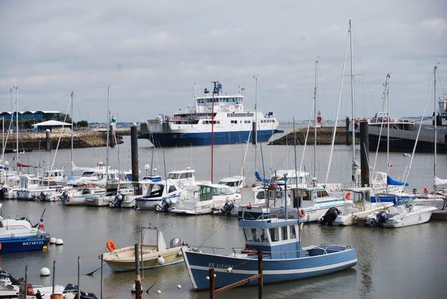 le port du Verdon