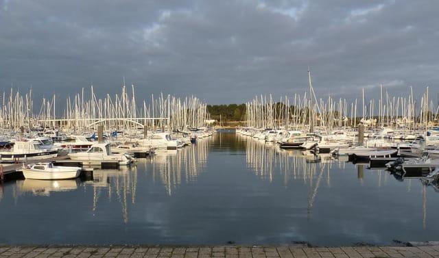 Le port ensoleillé (Juliane)