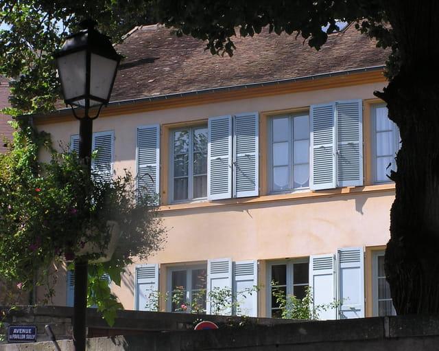 Les fenêtres du presbytère