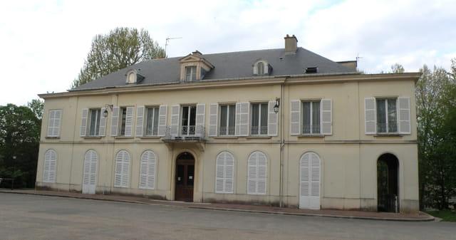 Le presbytère Saint Léger, à Saint-Germain-en-Laye