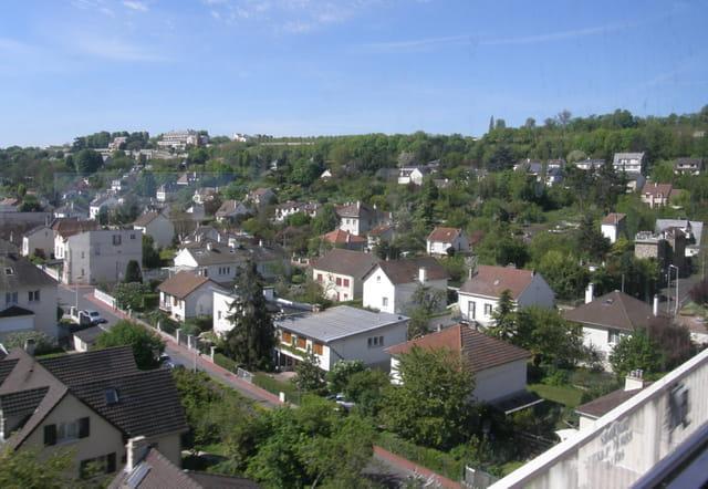 Le quartier de la Cité, au Pecq