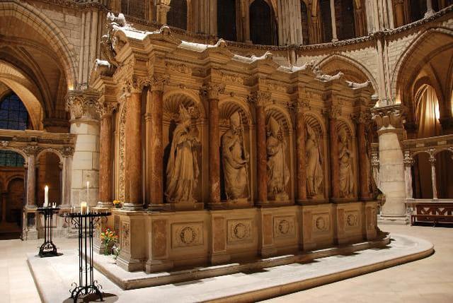 Le reliquaire de Saint Rémi