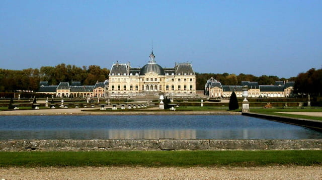 Le riche chateau
