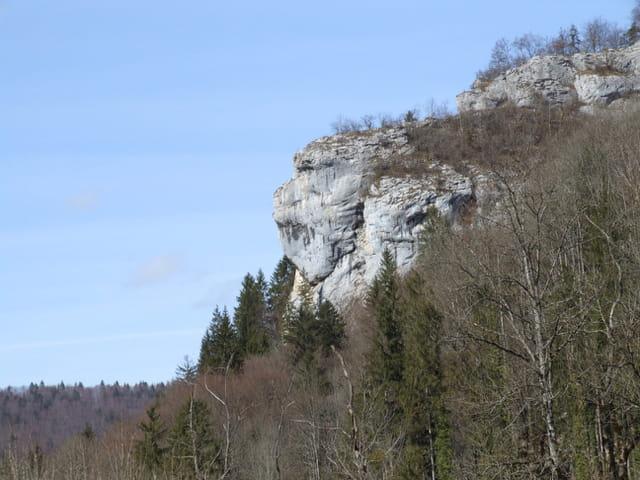 Le rocher du singe