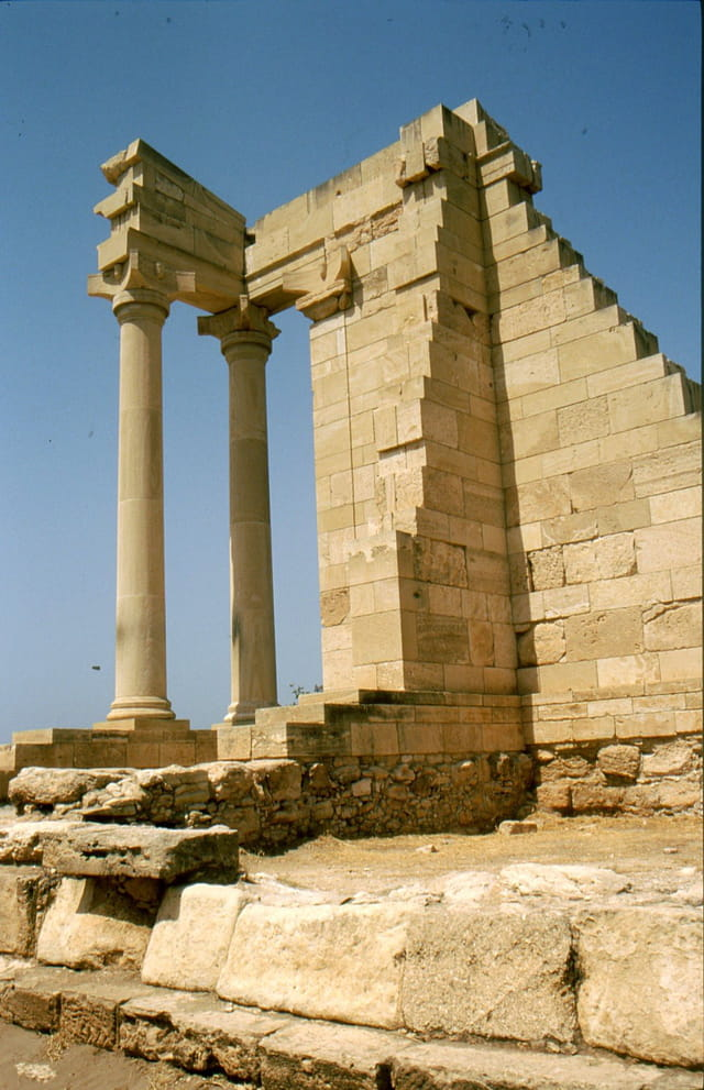 Le Sanctuaire d'Apollon