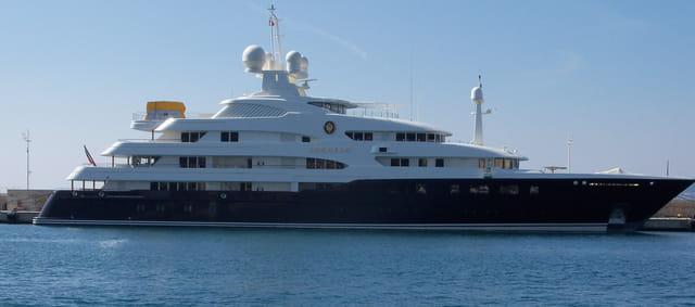 Le Sarafsa (Devonport Yachts)