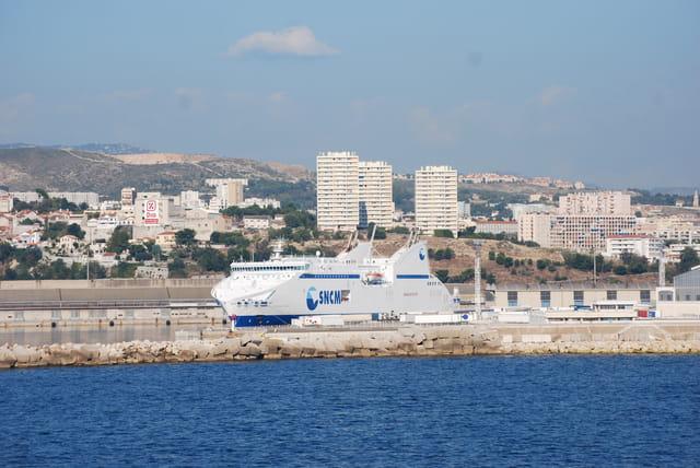 le SNCM pour la Corse