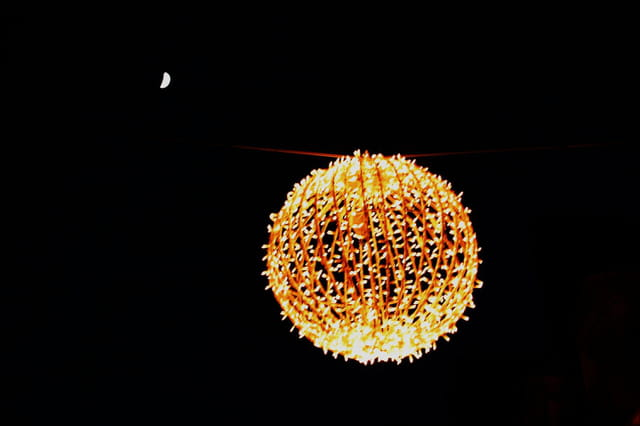 """Le """"Soleil"""" a rendez-vous avec la Lune"""