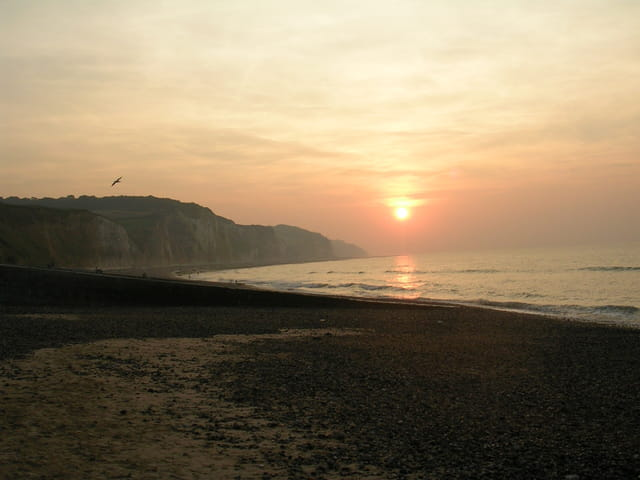 Le soleil de Normandie
