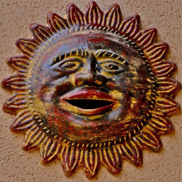 Le sourire du soleil...