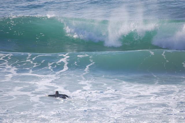 le surf à Lacanau Océan