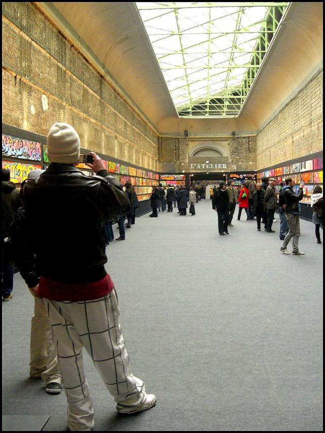"""""""Le TAG au Grand Palais"""" & la Galerie sud-est"""