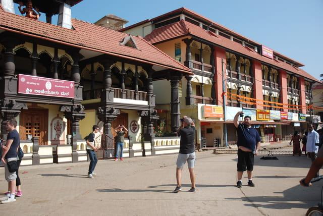 le temple Krishna Gita Mahadwara