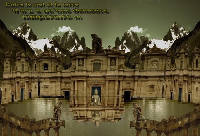 le temple perdu