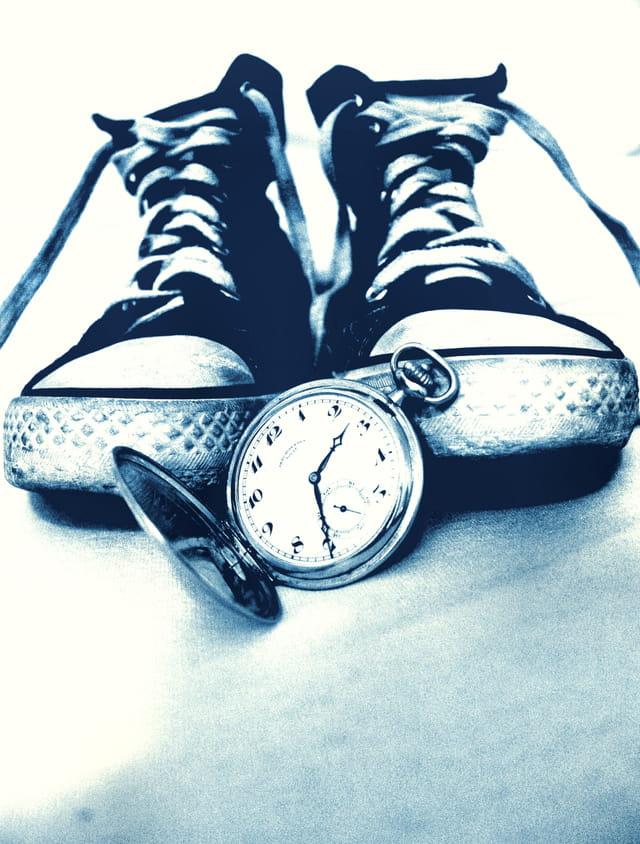 Le temps passe vite