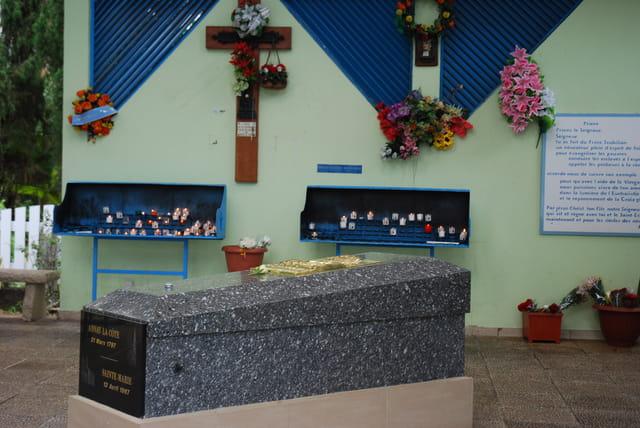 le tombeau du père Scubilion