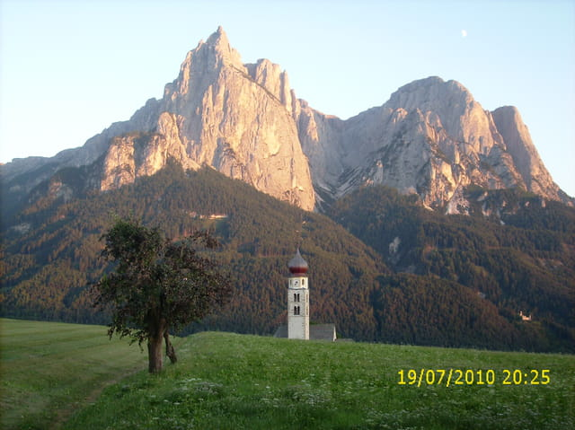 Le Tyrol italien