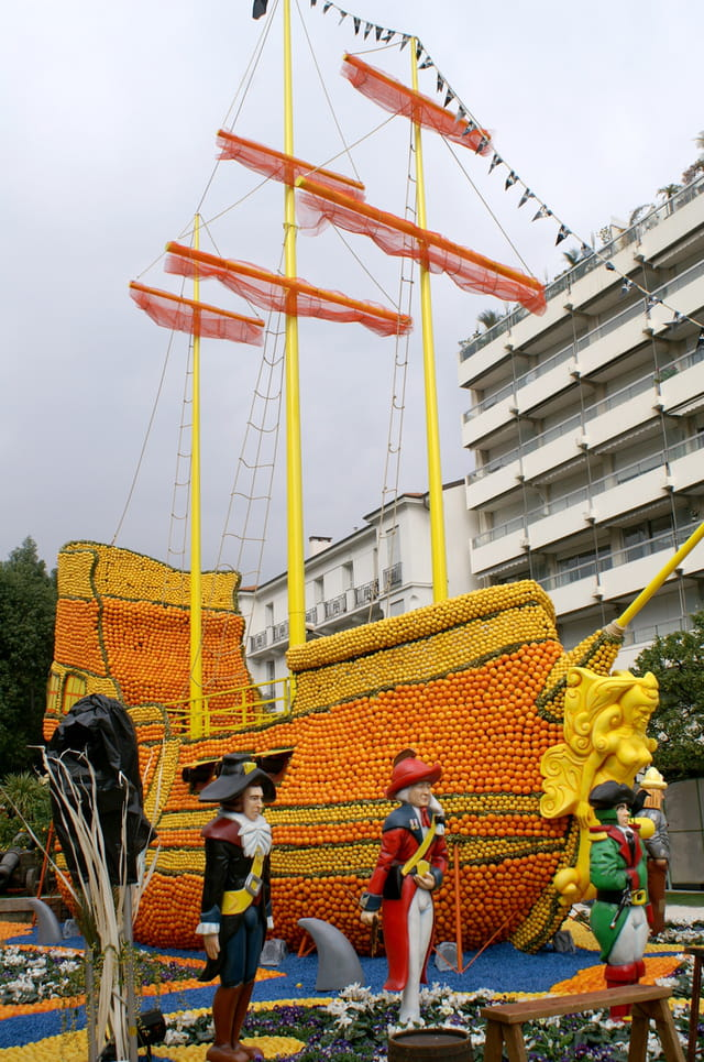 Le vaisseau des pirates