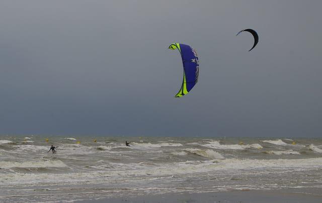 Le vent et la mer