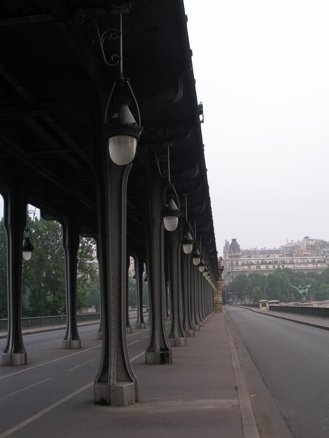 Le Viaduc de Passy