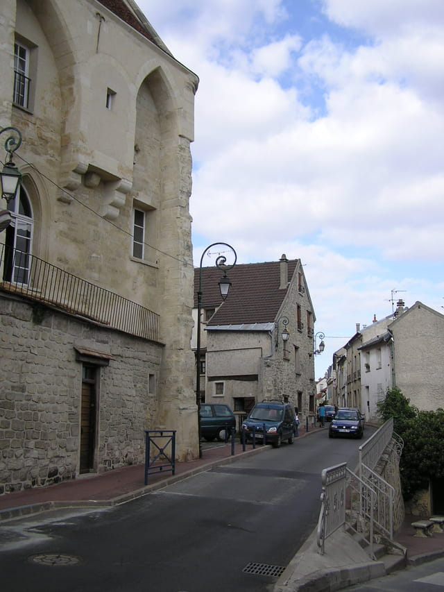 Le vieux Carrières-sur-Seine