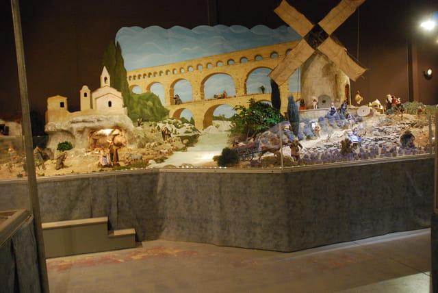 le village des santons de Provence au Paradou