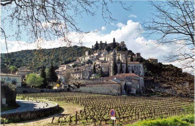 Le village provencale