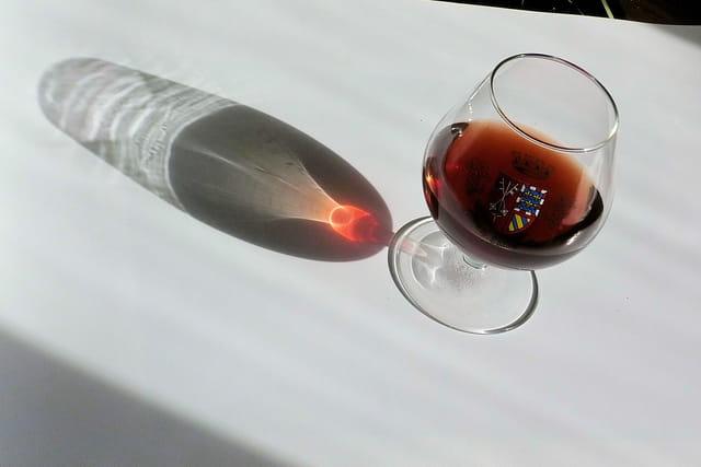 Le vin mis en lumière