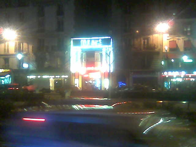 Les 2 ânes/by night