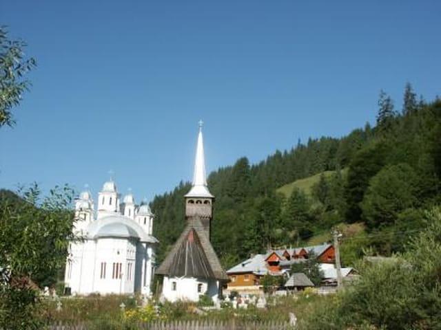 Les 2 églises orthodoxe