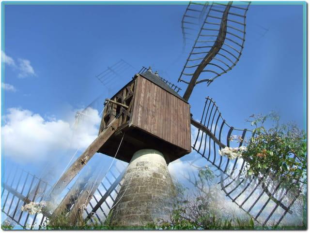 Les ailes du moulin