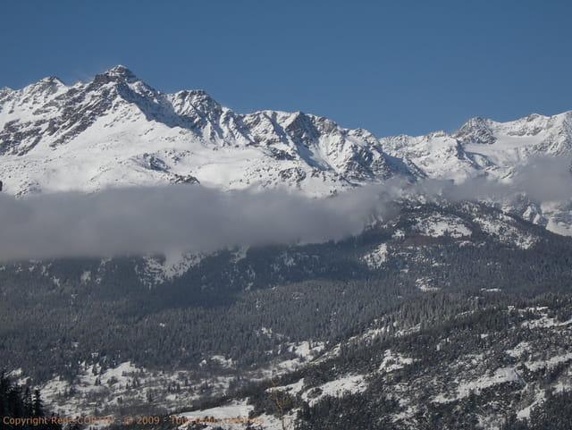 Les Alpes - Valfréjus - 1
