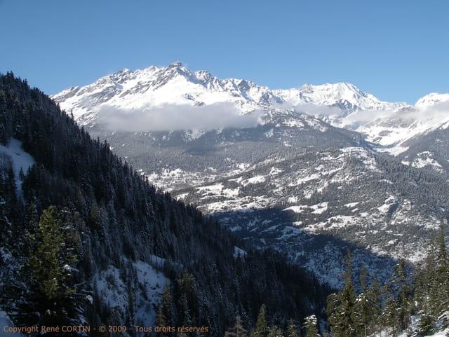 Les Alpes - Valfréjus - 2