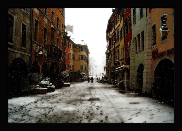 Les Amoureux de l'hiver
