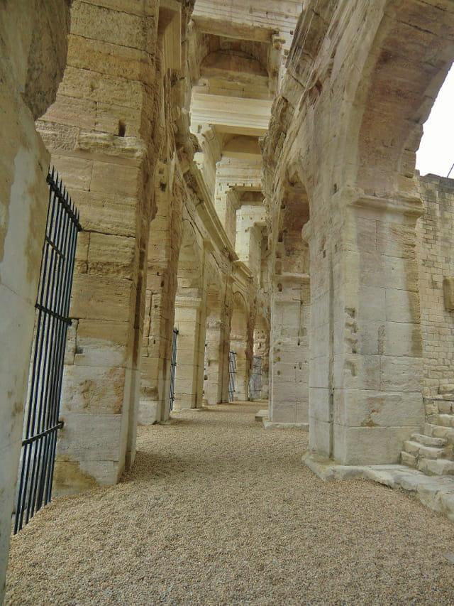 les Arênes d'Arles