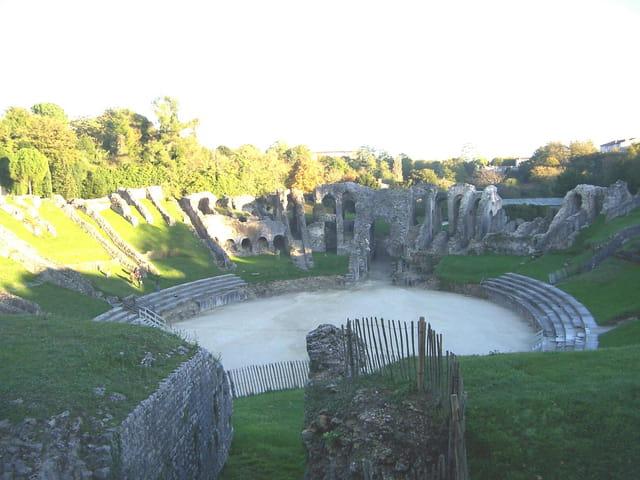 Les arènes gallo-romaines