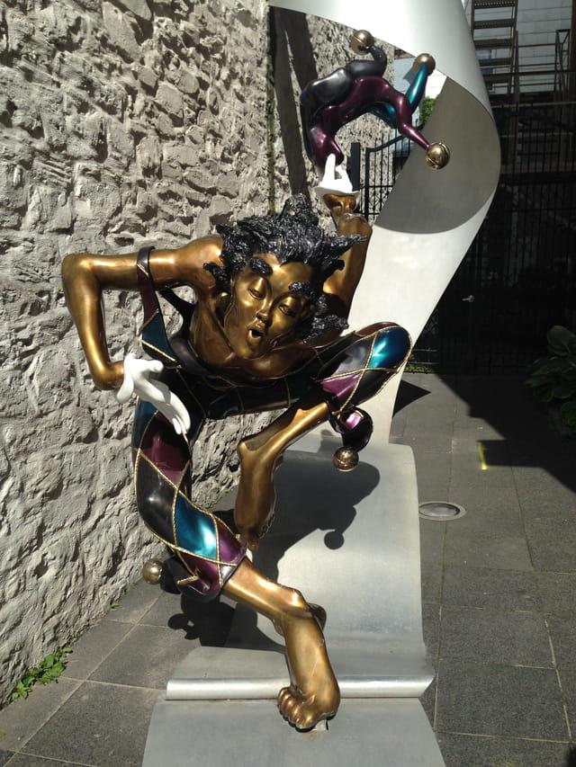 Les arts de la rue