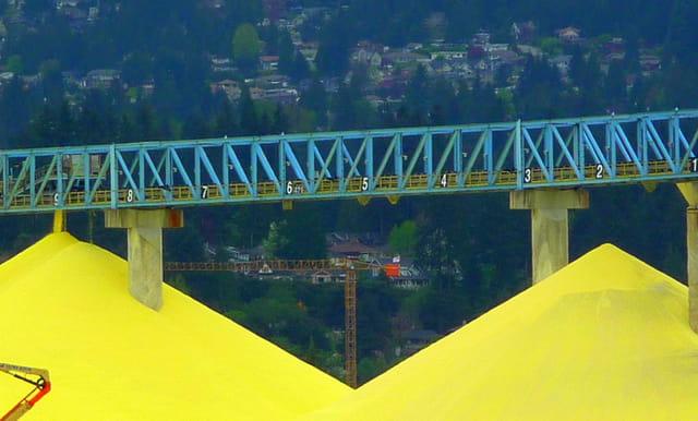 Les autres couleurs de Vancouver