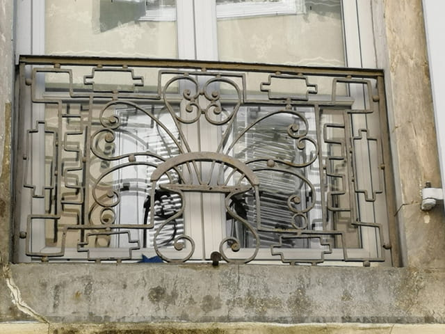 les beaux balcons anciens