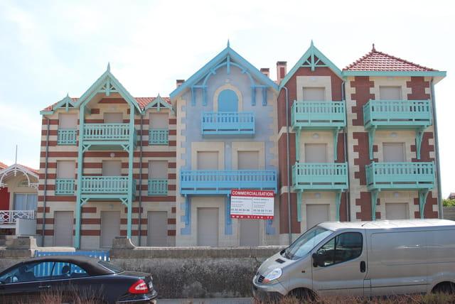 Les belles maisons du front de mer