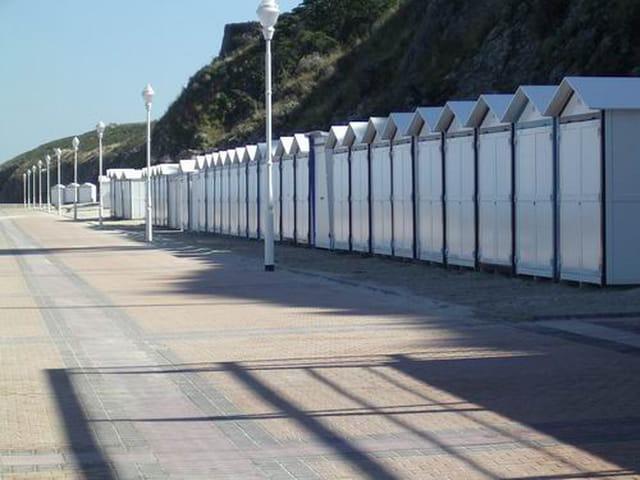 Les cabanes de plage