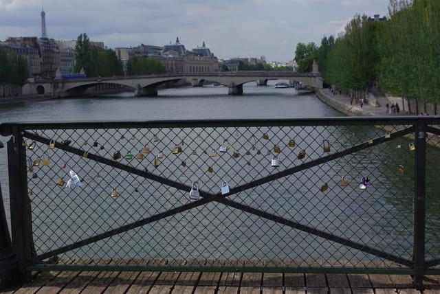 Les cadenas d'amour
