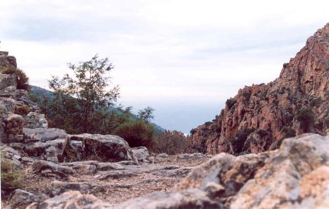 Les calanches de Piana