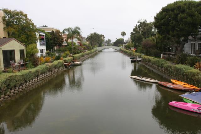 Les canaux de Venice