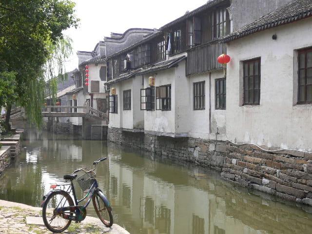 Les canaux de zhouzhuang