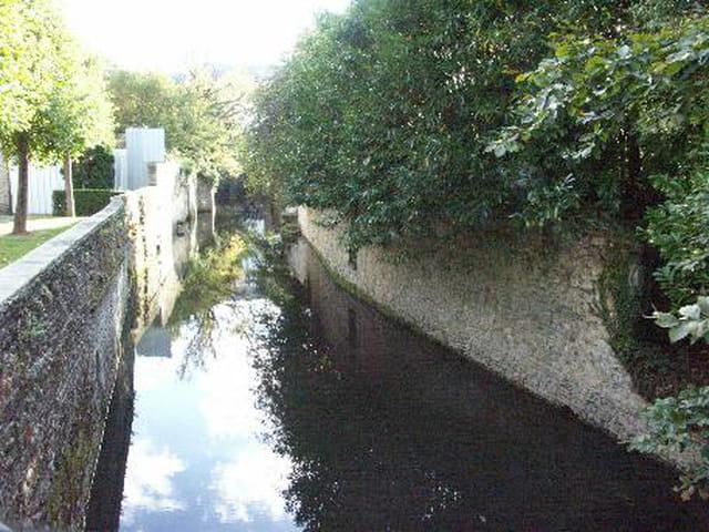 Les Canaux du vieux bayeux