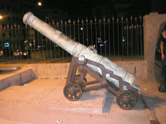 Les canons de TANGER