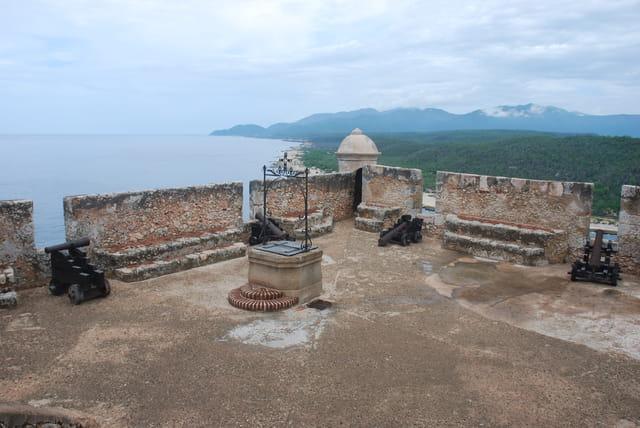 les canons del Morro