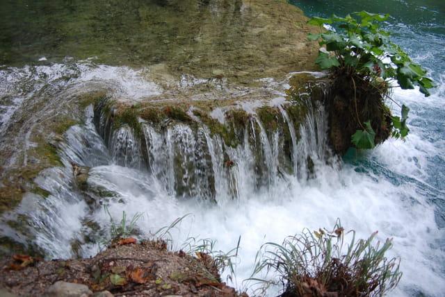 les cascades de Plitvice