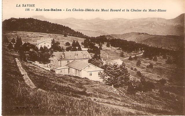 Les chalets-Hôtels du mont Renard